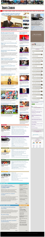 Zaman Online at Monday April 30, 2012, 6:13 a.m. UTC