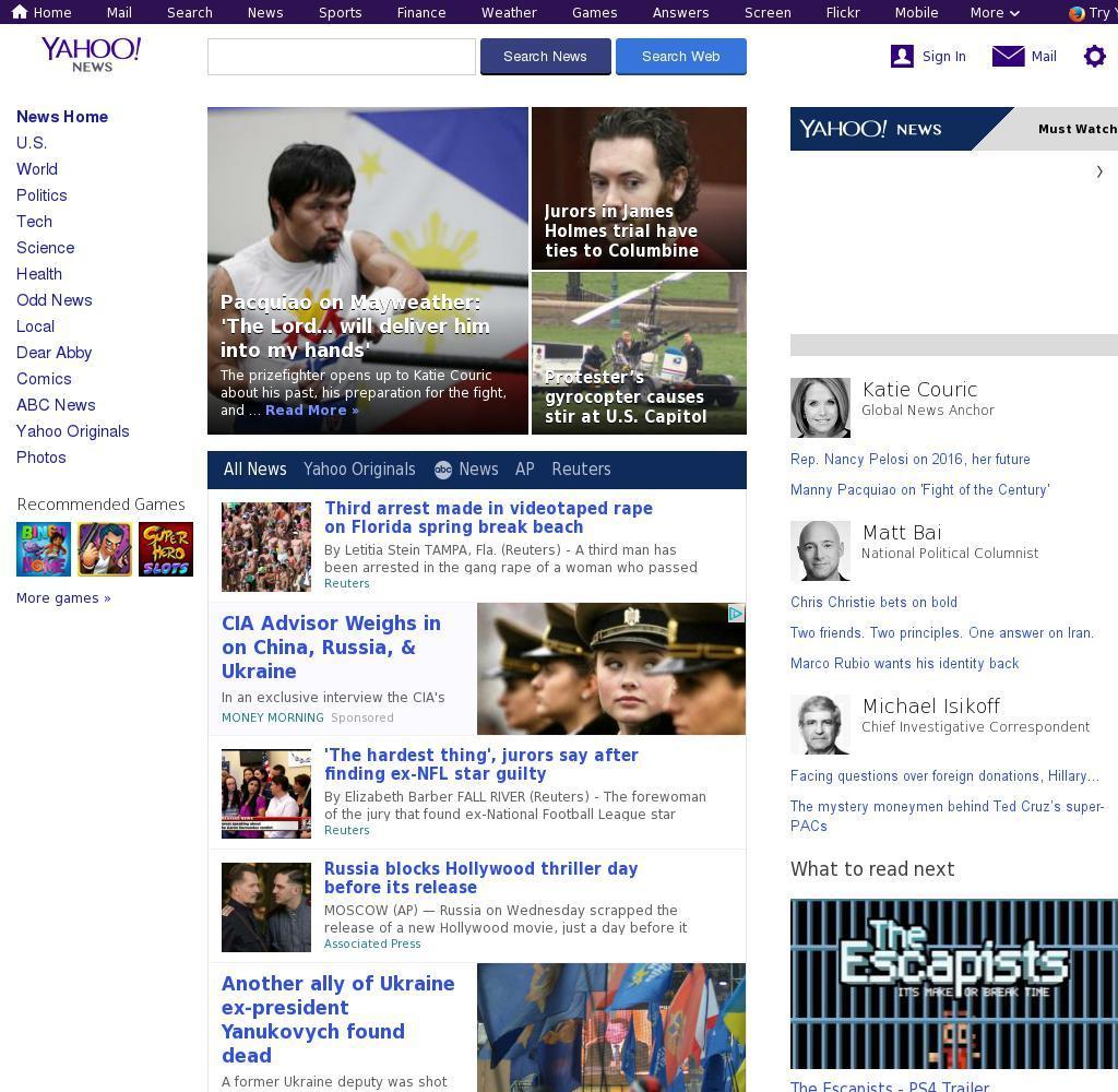Yahoo! News